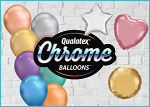 Qualatex Chrome
