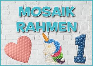 Mosaik Rahmen