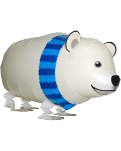 Polar Bear Airwalker 28in/71cm