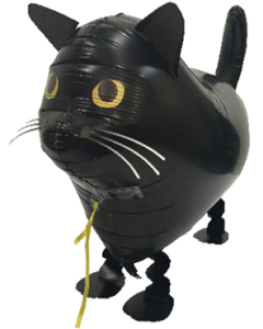 Black Cat Airwalker 22in/57cm