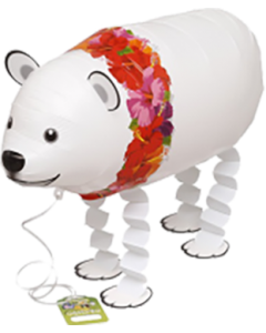 Hawaiian Polar Bear Airwalker 28in/71cm