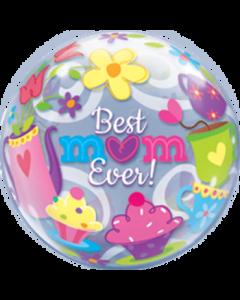 Best M(Heart)M Ever! Tea Time Single Bubble 22in/55cm