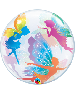 Magical Fairies & Sparkles Single Bubble 22in/55cm