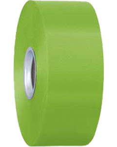 Polyband Lime Green 5cm x 100m
