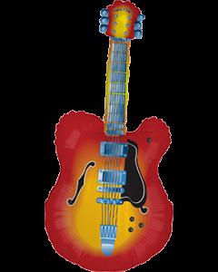 Guitar Folienfiguren 43in/109cm
