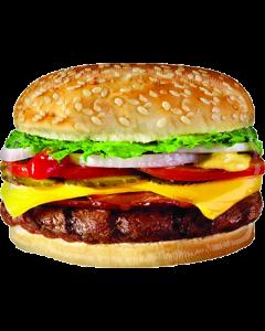 Mighty Cheeseburger Folienfiguren 30in/76cm