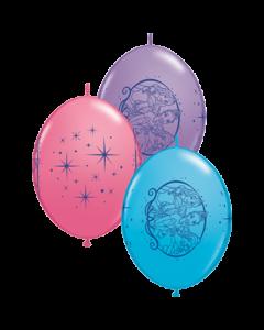 Disney Princess Fashion Robins Egg Blue, Fashion Rose und Fashion Spring Lilac Sortiment QuickLink 12in/30cm