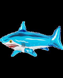 Shark Blue Folienfiguren 31in/78cm