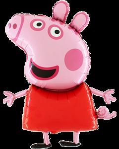 Peppa Pig Folienfiguren 37in/92cm