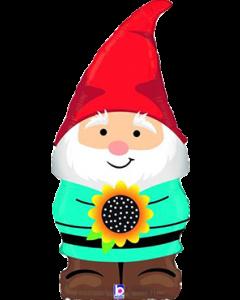 Garden Gnome Folienfiguren 34in/86cm