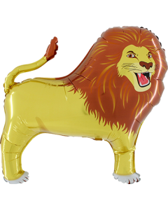 Lion Folienfiguren 36in/90cm