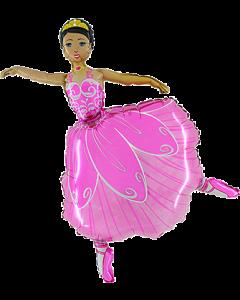 Ballerina Folienfiguren 30in/75cm