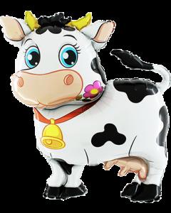 Cow Folienfiguren 45in/112cm
