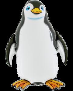 Pinguin Black Folienfiguren 30in/75cm