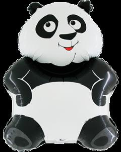 Panda Folienfiguren 29in/74cm