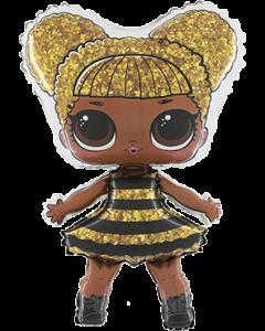 LOL Surprise Queen Bee Folienfiguren 37in/94cm