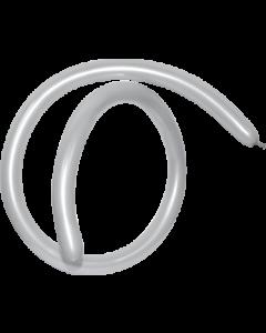 Satin Pearl Silver 160S