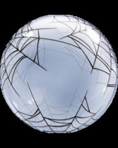 Deco Bubble Spider's Web 24in/60cm
