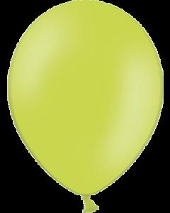 Pastel Apple Green Latexballon Rund 11in/27.5cm