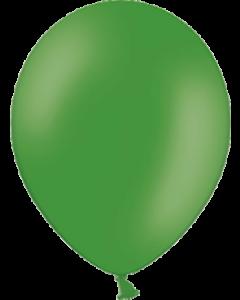 Pastel Leaf Green Latexballon Rund 11in/27.5cm