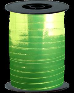 Kräuselband Light Green Metallic 10mm x 250m