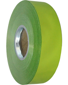 Kräuselband Light Green Metallic 31mm x 100m