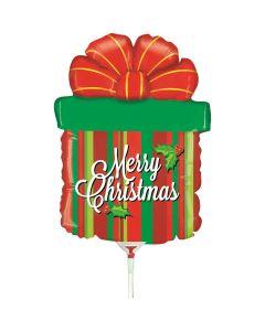 Christmas Present Mini 14in/36cm