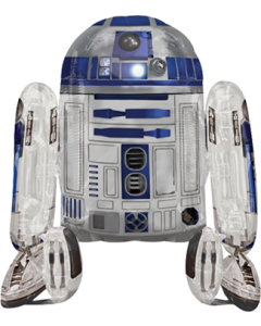 Star Wars R2D2 Airwalker 34in/86cm x 38in/96cm