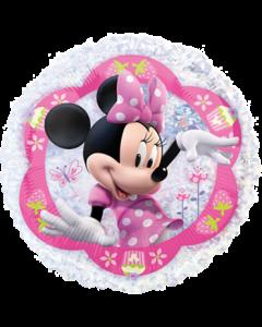 Minnie Mouse Holographische Vendor Folienform Rund 21in/53cm