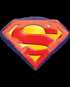 Superman Emblem Folienfiguren 26in/66cm x 20in/50cm