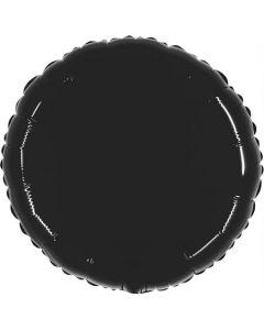 Shiny Fluo Black Folienform 21in/53cm