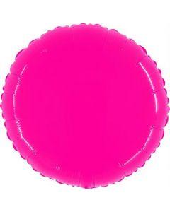 Shiny Fluo Special Pink Folienform 21in/53cm