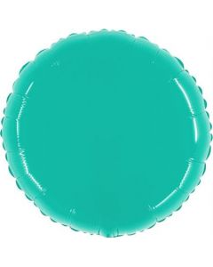 Shiny Fluo Tiffany Folienform 21in/53cm