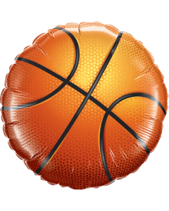 Basketball Folienform Rund 18in/45cm