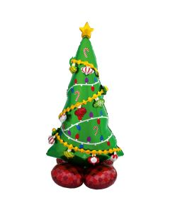 Christmas Tree Airloonz 50in/125cm