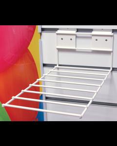 Slatwall Plate Rack