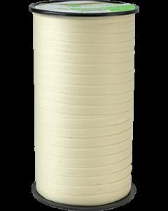 Kompostierbares Kräuselband Ivory 5mm x 100m