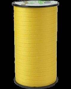 Kompostierbares Kräuselband Gelb 5mm x 100m