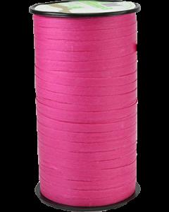 Kompostierbares Kräuselband Pink 5mm x 100m
