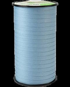 Kompostierbares Kräuselband Blau 5mm x 100m