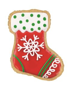 Stocking Cookie 27in/69cm