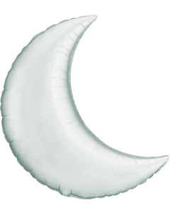 Silver Foil Mond 35in/87.5cm
