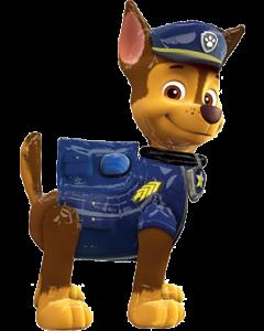 Paw Patrol Chase Airwalker 37in/93cm x 54in/137cm