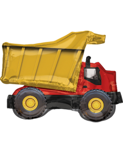Dump Truck Folienfiguren 32in/81cm