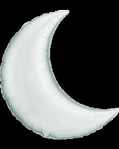 Silver Foil Mond 9in/22.5cm