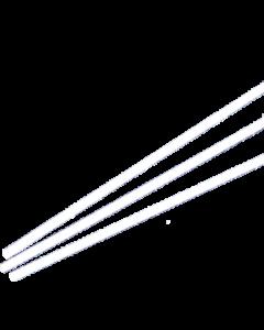 Perma Ballonstäbe Weiß 15in/38cm
