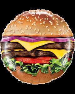 Cheeseburger Folienform Rund 9in/22.5cm