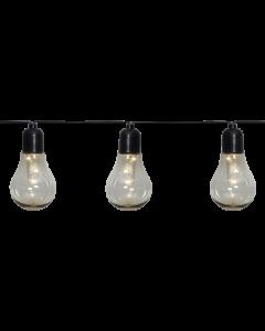 "LED-Lichterkette ""Glow"" klar"