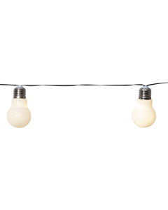 "LED-Lichterkette ""Glow"" matt"