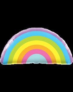 Radiant Rainbow Folienfiguren 36in/91cm